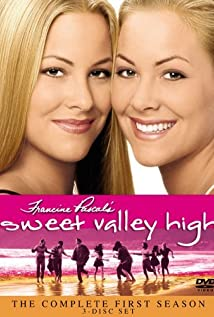 Sweet Valley High 1994 poster