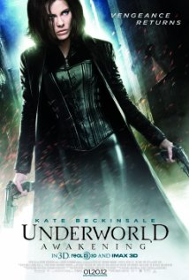 Underworld: Awakening (2012) cover