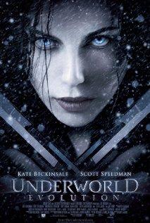 Underworld: Evolution (2006) cover