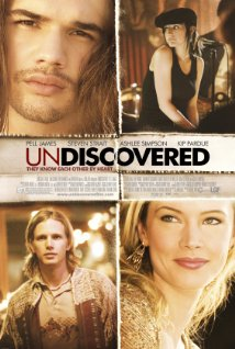 Undiscovered (2005) cover