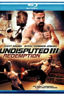 Undisputed III: Redemption (2010) cover