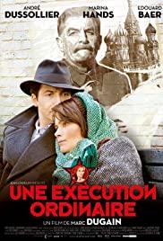 Une exécution ordinaire (2010) cover