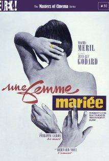 Une femme mariée: Suite de fragments d'un film tourné en 1964 (1964) cover