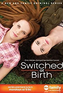 Switched at Birth 2011 poster