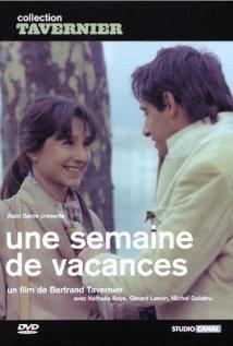Une semaine de vacances (1980) cover