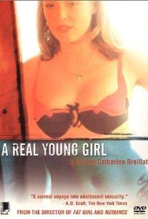 Une vraie jeune fille (1976) cover