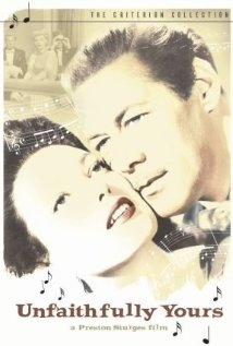 Unfaithfully Yours (1948) cover