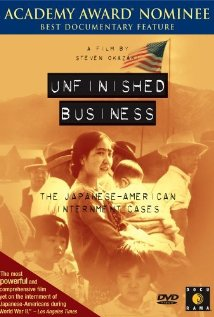 Unfinished Business (1986) cover