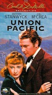 Union Pacific (1939) cover