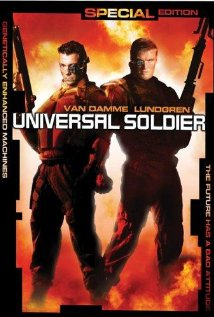 Universal Soldier (1992) cover