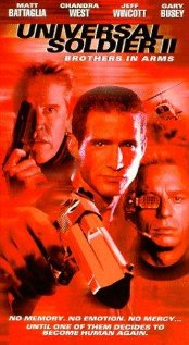 Universal Soldier II: Brothers in Arms (1998) cover