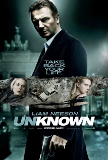 Unknown (2011) cover