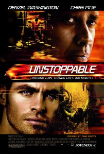 Unstoppable (2010) cover