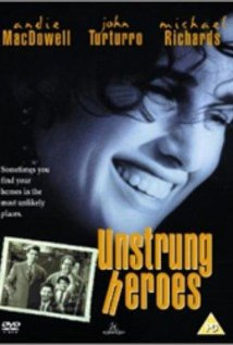 Unstrung Heroes 1995 poster