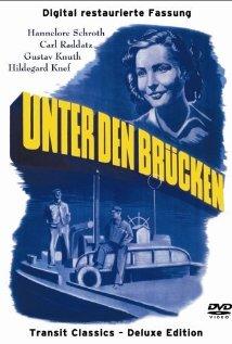 Unter den Brücken 1946 poster