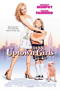 Uptown Girls (2003) cover