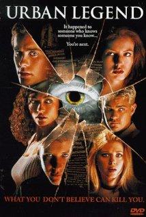 Urban Legend (1998) cover