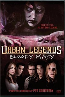 Urban Legends: Bloody Mary (2005) cover