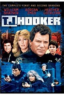 T.J. Hooker (1982) cover