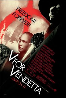 V for Vendetta (2005) cover