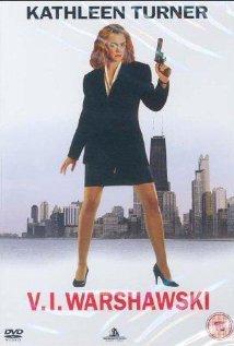 V.I. Warshawski (1991) cover