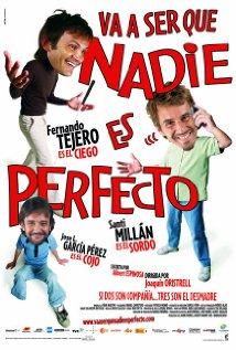 Va a ser que nadie es perfecto (2006) cover