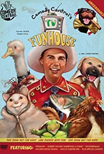 TV Funhouse (2000) cover