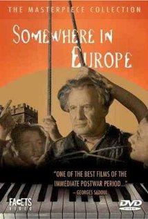Valahol Európában (1948) cover