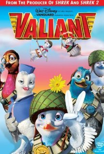 Valiant 2005 poster