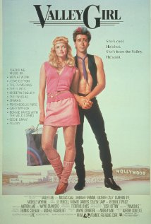 Valley Girl (1983) cover