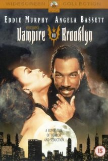 Vampire in Brooklyn (1995) cover