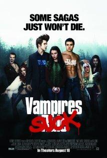 Vampires Suck (2010) cover