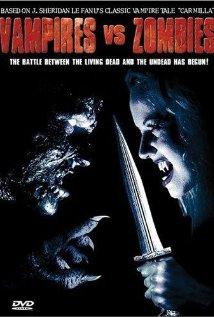Vampires vs. Zombies (2004) cover