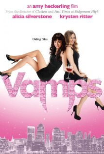 Vamps (2012) cover