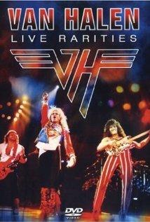 Van Halen Live Without a Net 1986 poster