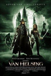 Van Helsing (2004) cover