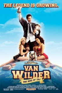 Van Wilder 2: The Rise of Taj (2006) cover