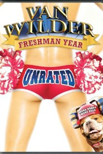 Van Wilder: Freshman Year (2009) cover