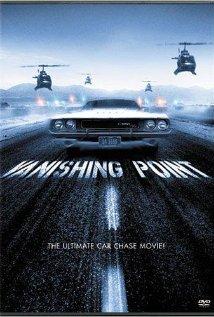 Vanishing Point (1971) cover