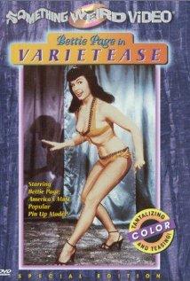 Varietease (1954) cover