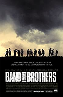 Band of Brothers (2001) cover
