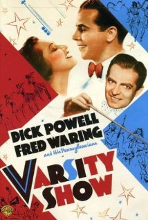 Varsity Show (1937) cover