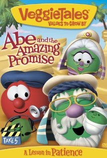 VeggieTales: Abe and the Amazing Promise (2009) cover