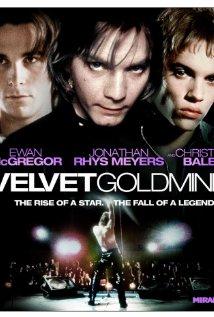 Velvet Goldmine (1998) cover