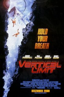 Vertical Limit (2000) cover