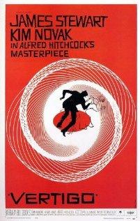 Vertigo 1958 poster