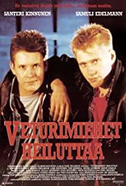 Veturimiehet heiluttaa (1992) cover