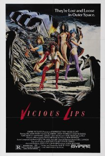 Vicious Lips (1986) cover