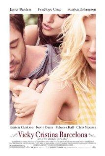 Vicky Cristina Barcelona (2008) cover