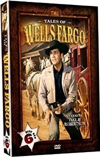 Tales of Wells Fargo 1957 poster